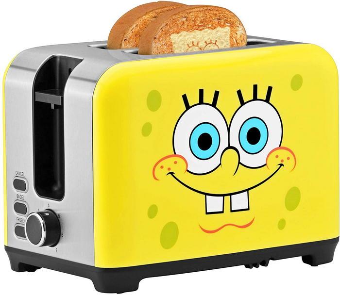 SpongeBob SquarePants 2 Slice Toaster