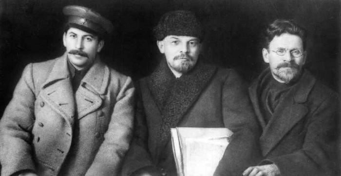 Stalin Lenin Kalinin