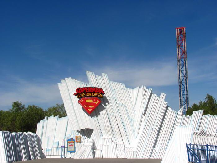 Superman Escape from Krypton