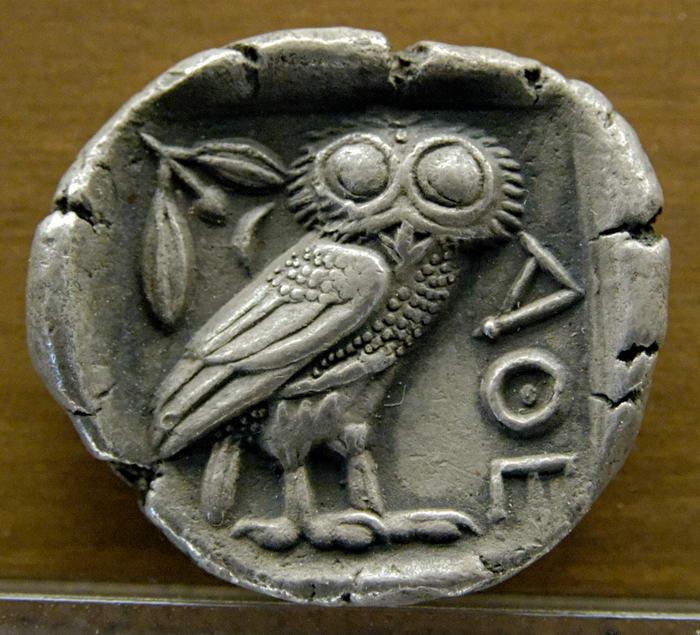 Tetradrachm Athens