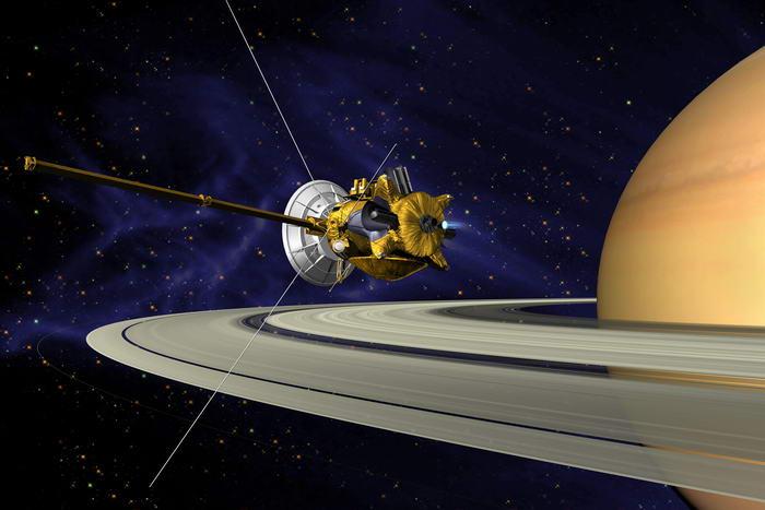 The Cassini Space Probe