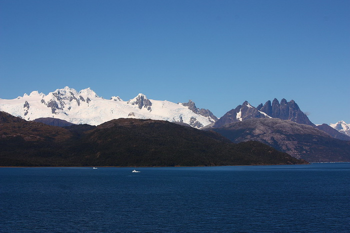 The Chilean Fjords