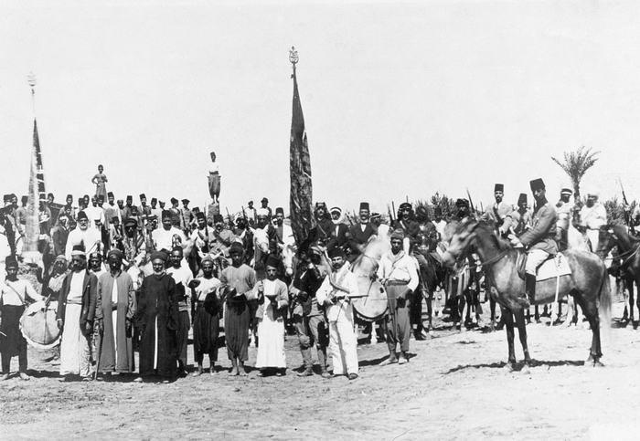 Tiberias 1914