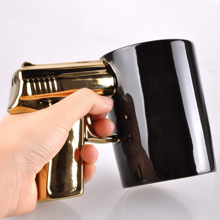 UCEC Gun Mug