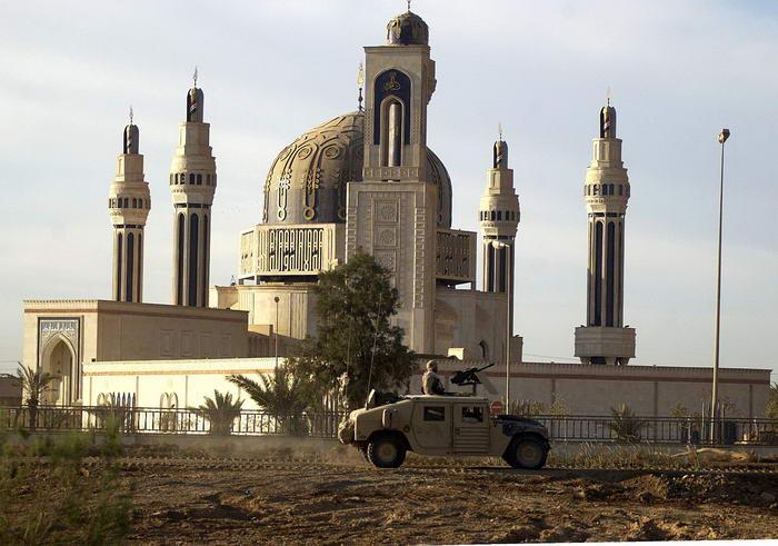 Umm al Maarik Mosque