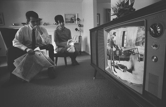 Vietnam War on television