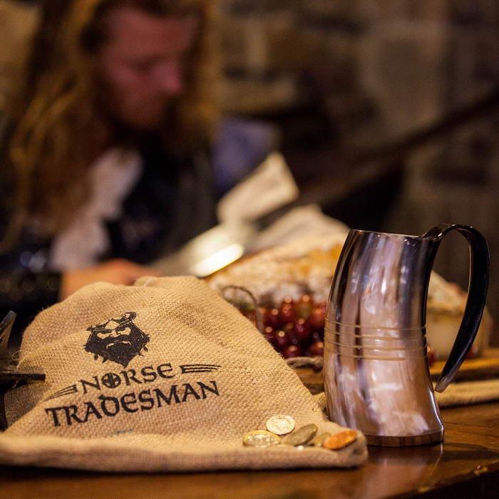 Viking Drinking Horn Mug