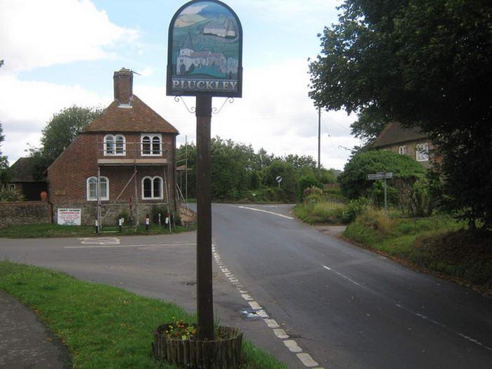 Village of Pluckley