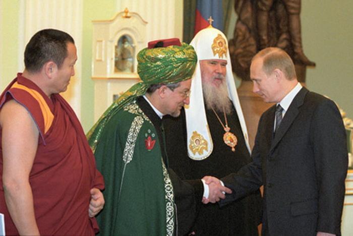 Vladimir Putin 21 February
