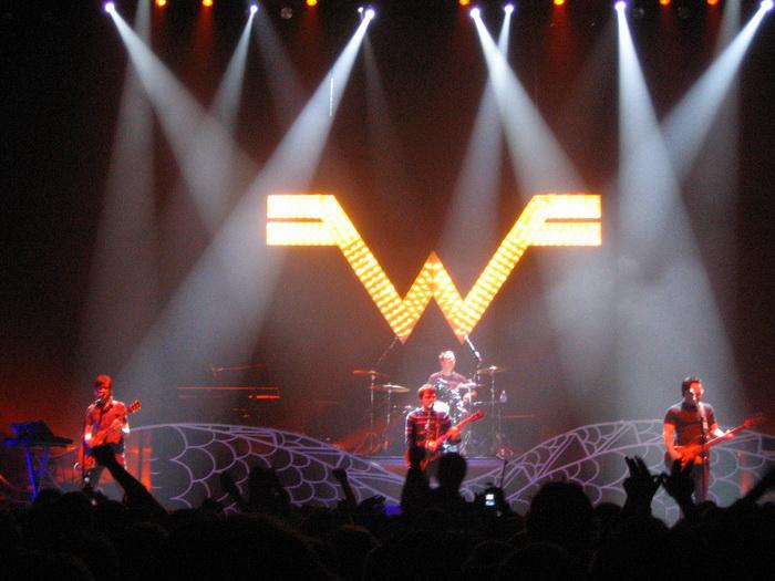 Weezer 2005