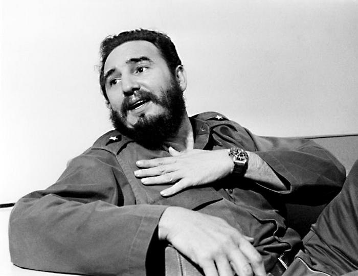 Young Castro